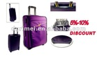 High Quality Leisure Style Factory Price 1680D Trolley Travel Luggage