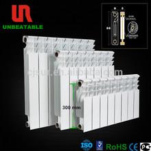 300CC Wall Mounted Hot Water Radiator Bimetallic Tube UR7002-300