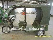Auto rickshaw tricycle three wheeler for passengers