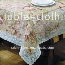 European Classic Vinyl Table Cover NEW Design