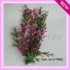aquarium tank artificial aquatic plastic plant docoration