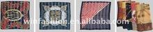 handkerchief, polyester custom print pocket square ,wiping glasses cloth