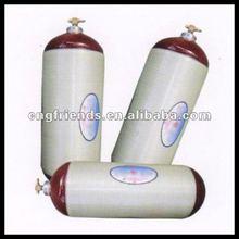 Fiber Composite CNG Gas Cylinder Of Type 2