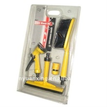 car wash tool,Auto Washing tool Kit with Plastic Modle