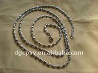 Detachable metal bag chains-bag accessories