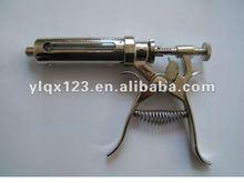Veterinary metal Automatic Syringe