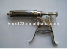 metallo veterinario siringa automatica