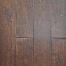 Dark color birch engineered wood flooring