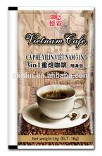 3 in 1 scuro caffè torrefatto 16g