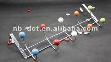 2013 Regular 10 ceramic balls door hook
