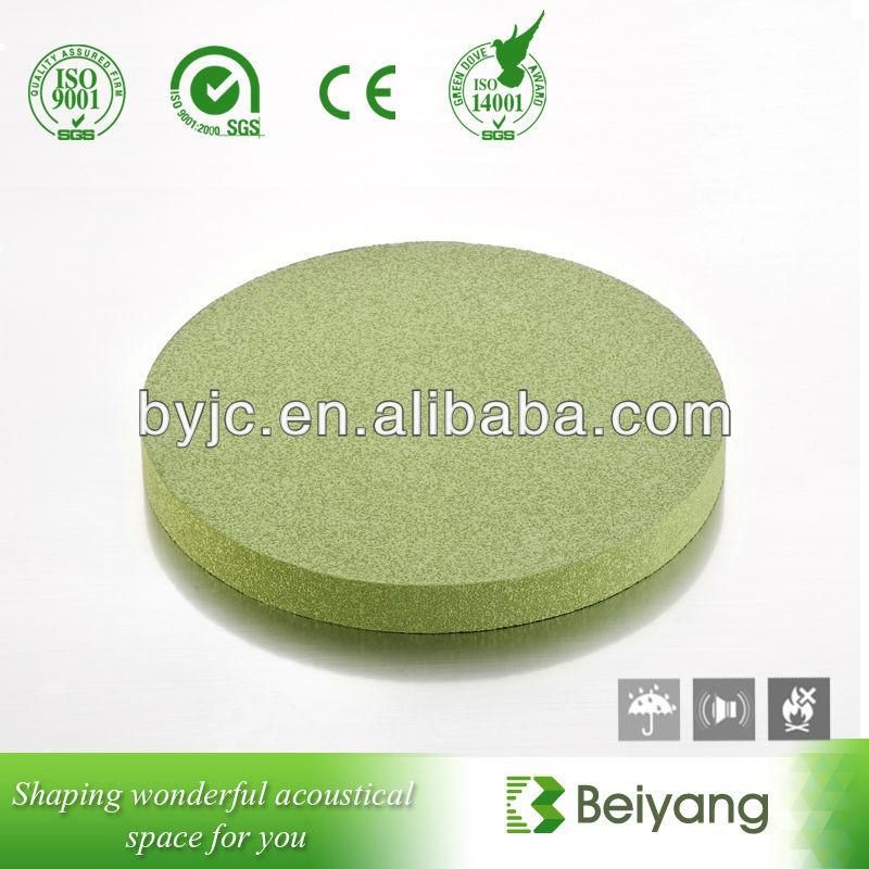De fibra de vidrio de techo - paneles acústicos de deflector