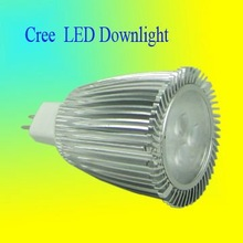 3*3W MR16 dimmable cree led high power,indoor track light,ceiling indoor