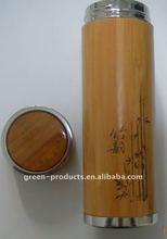Eco bamboo bottle(TBG008)