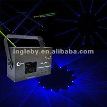 120mw blue laser mesh light laser net light
