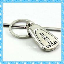 Metal Keychain Chaveiros Personalizado Metal Car key Holder Porte Clef Liaveros Hombre Men Keyring