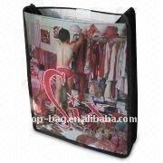 2011 promotional reusable nonwoven shopping bag 140gsm
