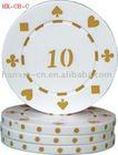 poker logo ABS casino chi