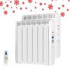 UK Traditional Multiple Powers Home Electric radiator heaters