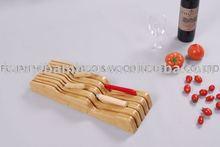 Bamboo Knife Holder