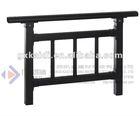 Galvanized Steel Pipe Stair/Balcony Handrails