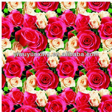 Customize printing Valentine's day decorative gift wrapping paper