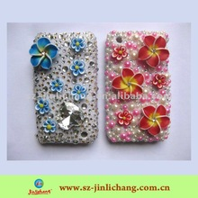 Bling Bling Rhinestone Mobile Phone Case for iPhone 4