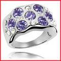 El envío gratuito nueva moda anillo de cristal( mt13127636)