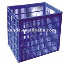 Large plastic crates
