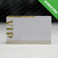 Die Cut PVC Card Offset printable rfid smart id 15 years experience in RFID