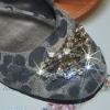 Fashion metal shoe buckle
