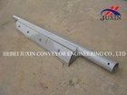 belt conveyor spring cleaner/ alloy cleaner, belt conveyor plough scraper factory