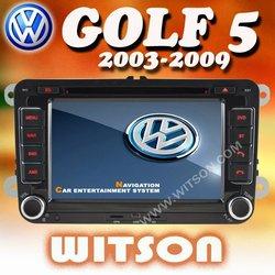 WITSON VOLKSWAGEN GOLF 5 Car Navigation
