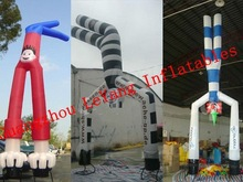 2015 advertising inflatable sky dancer/wave air dancer