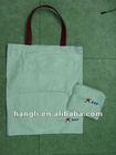 Tyvek reusable shopping bag with logo print