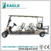 electric utility vehicle, EG2068KSZ01,8-PERSON,48V/5KW Sepex