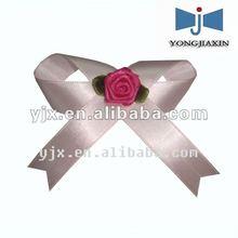 ribbon bow pre-made bow/ribbon flower/underwear accessory