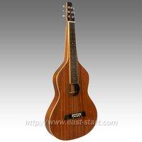 Weissenborn Guitar Hawaiian Plywood Handcrafted / Chinese Lap Guitar