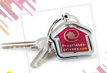 2013 new fashion promotional key ring/key chain