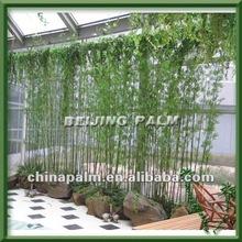 Decoración de bambú, Bambú artificial, Preservado bambú