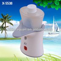 LED Light Sensor Auto Soap Dispenser