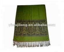 jacquard scarf knitting pattern,fashion pashmina shawl ,100% cashmere muslim head scarf