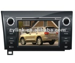7 inch TOYOTA Sequoia car dvd player