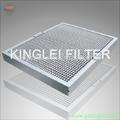 Aluminium honeycomb filtre FE-022