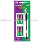 LR6 AM-3 AA SIZE Alkaline Batteries