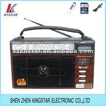 RX-520UAR fm am ham radio rechargeable battery