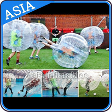 2015 hot selling inflatable bumper ball/body zorbs for sale
