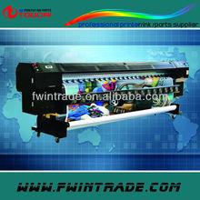 Economical! Allwin H8(Konica 512/14/42pl) pvc card printer