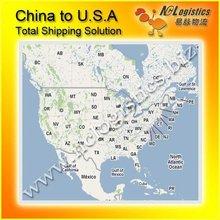 Guangzhou small cargo ship to Birmingham AL USA