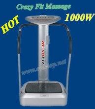 Crazy Fit Massage(TUV RoHs, TUV/GS, Intertek ITS CE (LVD, EMC, EMF),EN957-1, UL, Reach, CB, IEC)