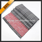 Mixed Material Polyester Scarf Production